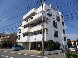 埼玉県川越市東田町の賃貸マンションの外観