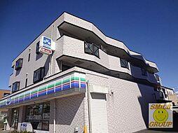 千葉県市川市堀之内3丁目の賃貸マンションの外観