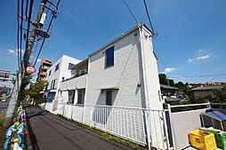 京王線 聖蹟桜ヶ丘駅 徒歩10分の賃貸アパート