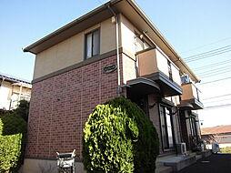 [テラスハウス] 埼玉県所沢市中新井5丁目 の賃貸【/】の外観