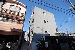 ハーモニーライフ須山[3階]の外観