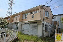 千葉県船橋市金杉町の賃貸アパートの外観