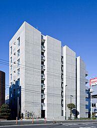 パークハビオ駒沢大学[6階]の外観