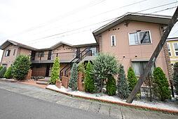 JR中央線 西八王子駅 バス12分 住宅北下車 徒歩8分の賃貸アパート