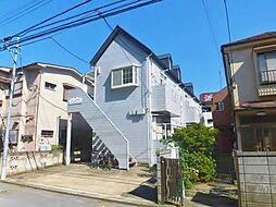 神奈川県相模原市南区上鶴間7丁目の賃貸アパートの外観