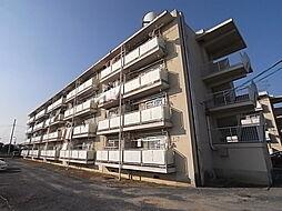 ビレッジハウス真壁4号棟[307号室]の外観