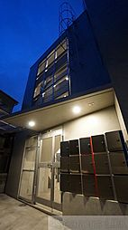 東京都品川区大崎4丁目の賃貸マンションの外観