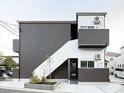 MSレジデンス竹ノ塚(エムエスレジデンスタケノヅカ)[1階]の外観