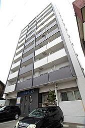 大阪府東大阪市足代1丁目の賃貸マンションの外観