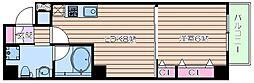 ラフォーレ松ケ枝II[8階]の間取り