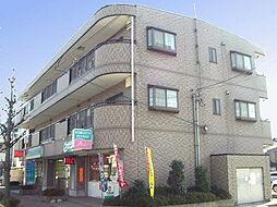 JR青梅線 福生駅 徒歩8分の賃貸マンション