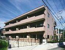 神奈川県横浜市緑区三保町の賃貸マンションの外観
