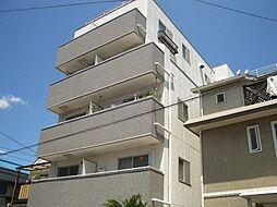 神奈川県横浜市南区東蒔田町の賃貸マンションの外観