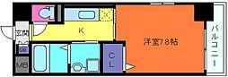 クロシェットI[2階]の間取り