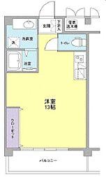Casa de Perla[2階]の間取り