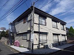 埼玉県所沢市若狭1丁目の賃貸アパートの外観