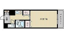イオテラスNAKAMURA[1階]の間取り