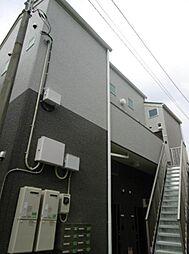 ウインガーデン溝の口[2階]の外観