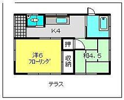 [一戸建] 神奈川県横浜市瀬谷区下瀬谷1丁目 の賃貸【/】の間取り