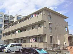 神奈川県川崎市宮前区土橋2丁目の賃貸アパートの外観
