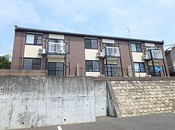 小田急多摩線 黒川駅 バス4分 真光寺下車 徒歩3分の賃貸アパート