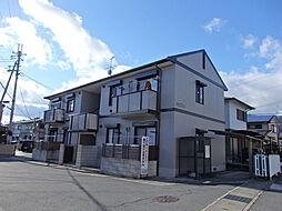ラパ下阪本[2階]の外観