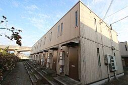 [テラスハウス] 福岡県福岡市東区馬出6丁目 の賃貸【/】の外観