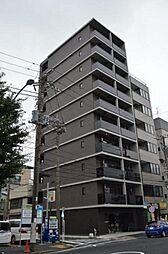 クレイシア西横浜[801号室]の外観