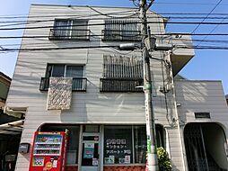 東京都練馬区豊玉中4丁目の賃貸マンションの外観