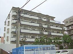 神奈川県川崎市宮前区宮前平1丁目の賃貸マンションの外観