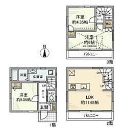 大森駅 18.0万円