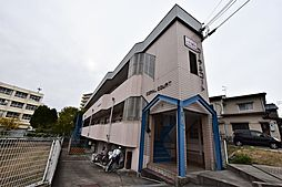 コーラルコート[3階]の外観
