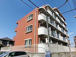 千葉県千葉市中央区新千葉3丁目の賃貸マンションの外観