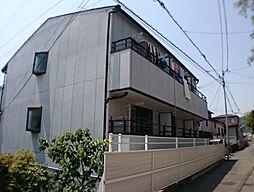 コーポアルム2[3階]の外観