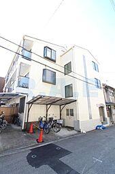 大阪府大阪市住吉区大領1丁目の賃貸マンションの外観