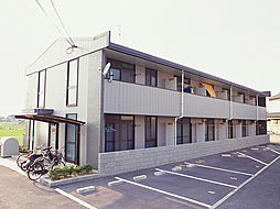 レオパレスNATUKAWA[202号室]の外観