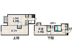 CB次郎丸グラン[2階]の間取り