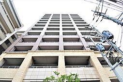 福岡県福岡市中央区港3丁目の賃貸マンションの外観