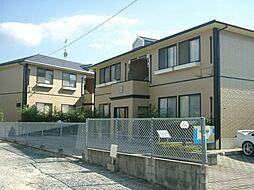 福岡県春日市昇町3丁目の賃貸アパートの外観