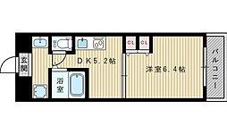 第6関根マンション[3階]の間取り