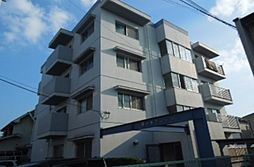 滋賀県栗東市目川の賃貸マンションの外観
