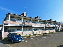 神奈川県綾瀬市寺尾西1丁目の賃貸アパートの外観