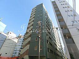 東京都中央区日本橋馬喰町1丁目の賃貸マンションの外観
