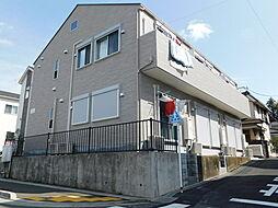 京王線 北野駅 徒歩7分の賃貸アパート