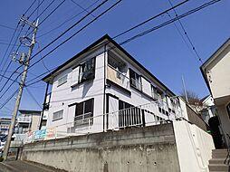 第2愛隣荘[1階]の外観