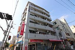 大阪府大阪市城東区今福西4丁目の賃貸マンションの外観