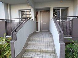 香椎浜サンハイツ4号棟[1階]の外観