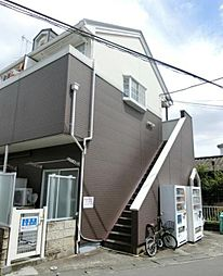 オリエンタル宮崎台[1階]の外観
