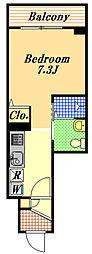 (仮)海楽1丁目SHM[3階]の間取り