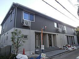 東武東上線 ときわ台駅 徒歩10分の賃貸アパート
